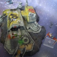 X-Wing Scale Scenery