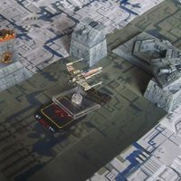 Star Base Scenery