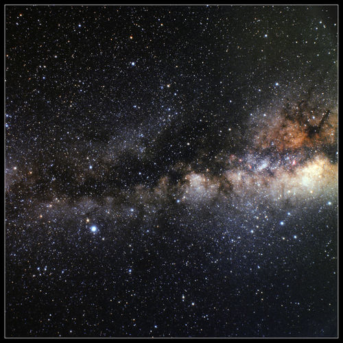 Milky Way Gaming Mat