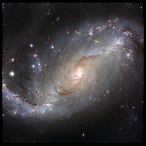 Spiral Galaxy Gaming Mat