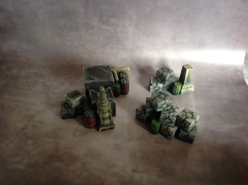 Large Crate scatter set