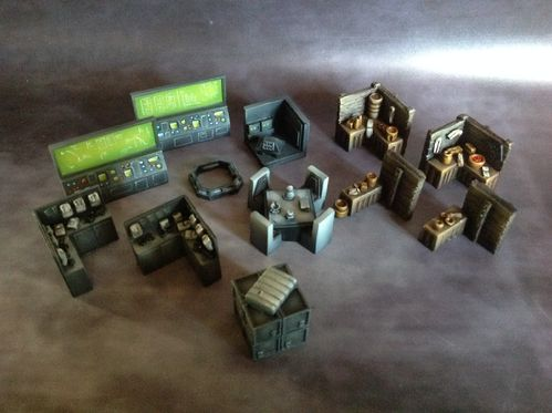 Tyrant's Command skirmish set