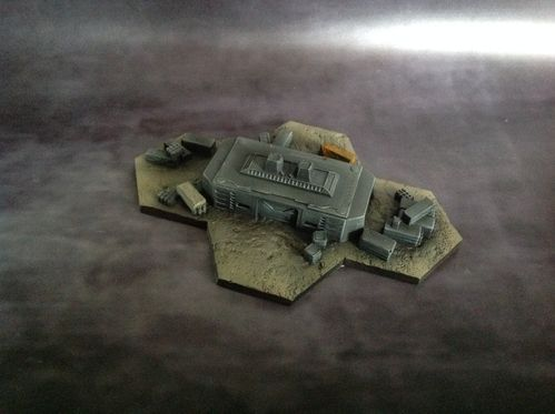 Ground Assault Large Imperial Depot