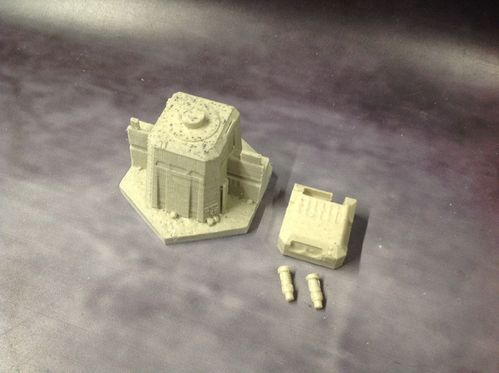 Ground Assault Imperial Gun Tower