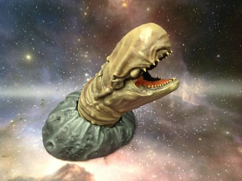 BF Space Worm
