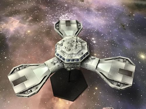 Armada QXR Space Station