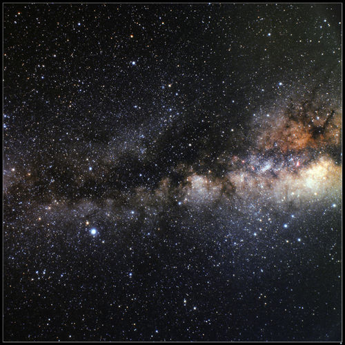 4x4 Milky Way gaming mat